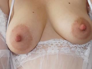 milk tits. big nipples.